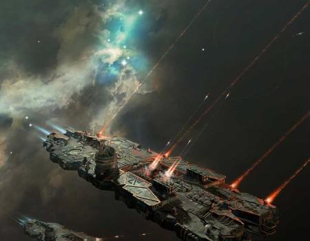 «Battlecruiser-on-a-mission». Автор Дмитрий Ошанин.