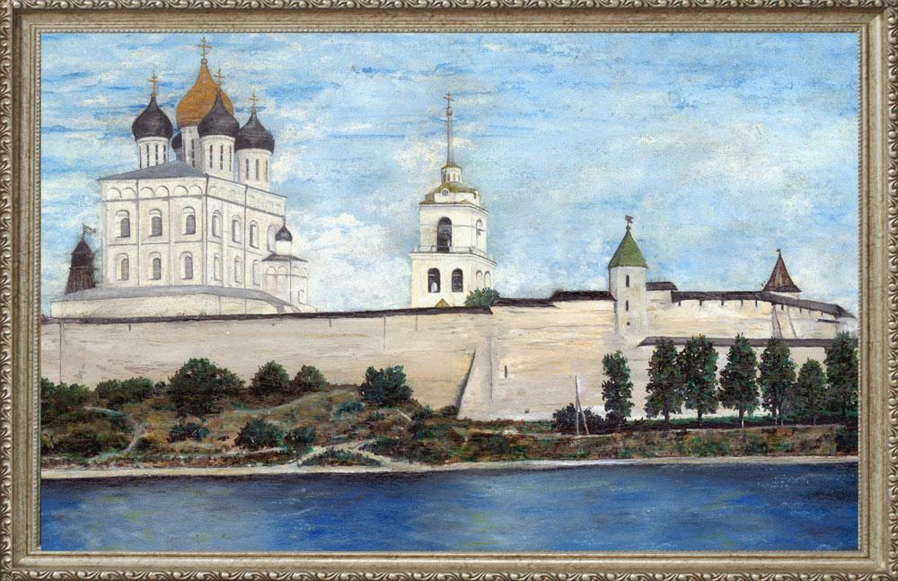 Галерея Ланы Ливадной
