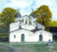 Церковь Покрова и Рождества Богородицы